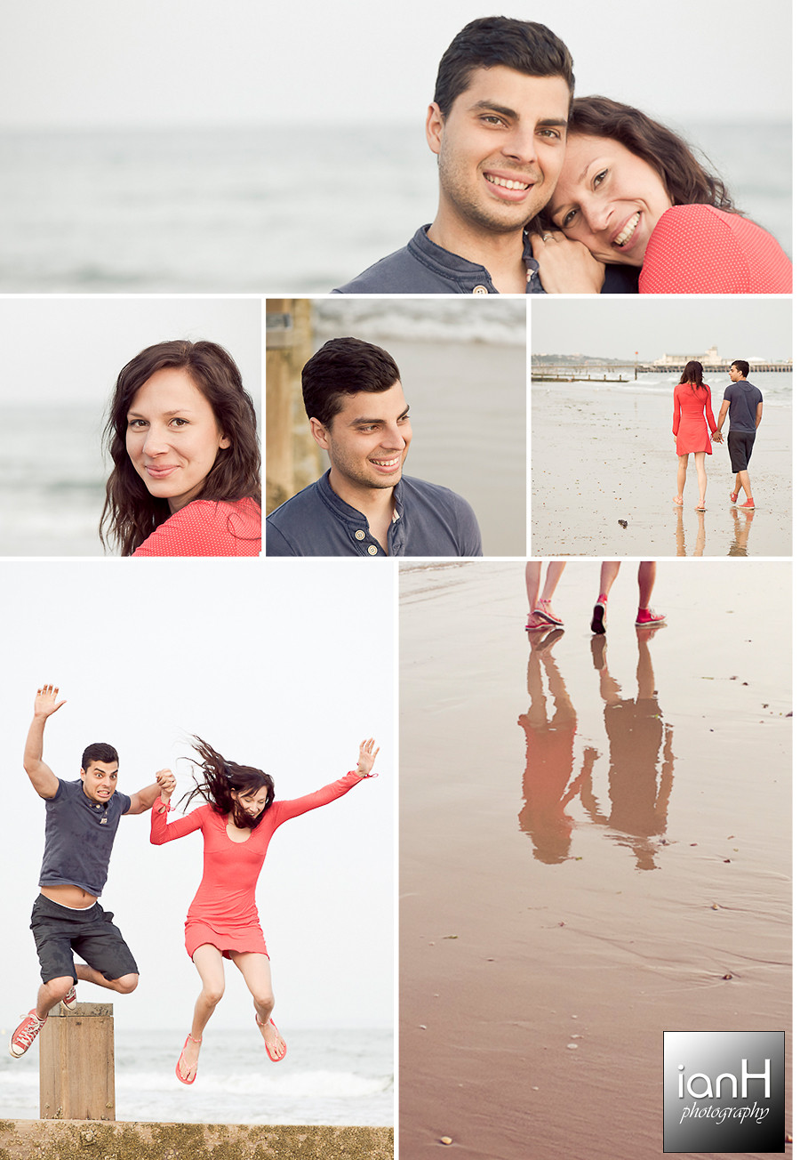 bournemouth-beach-engagement-shoot