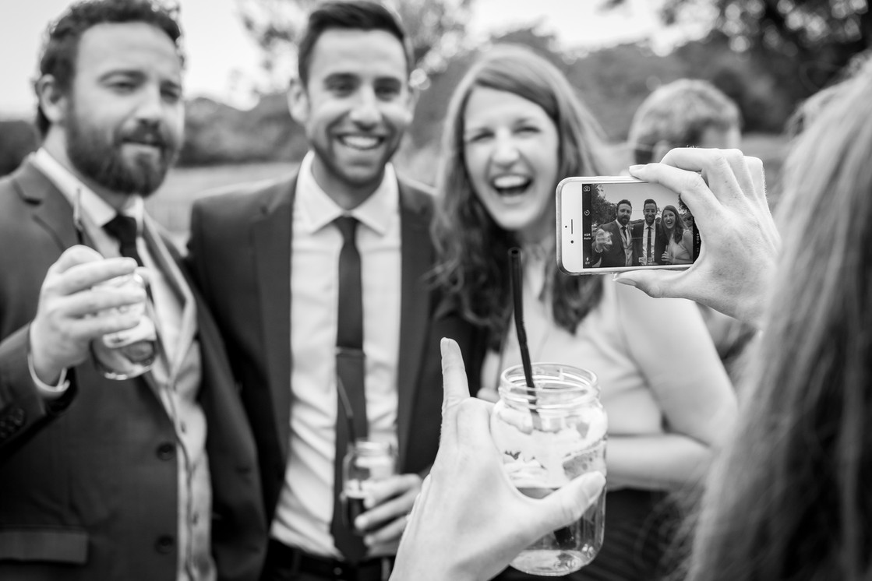 Sopley Mill selfies
