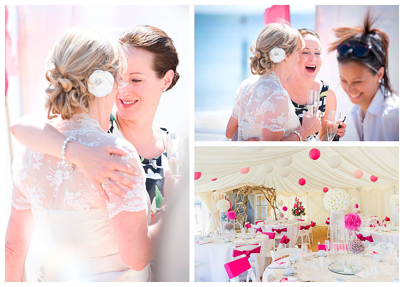 Beach Weddings Bournemouth photographer
