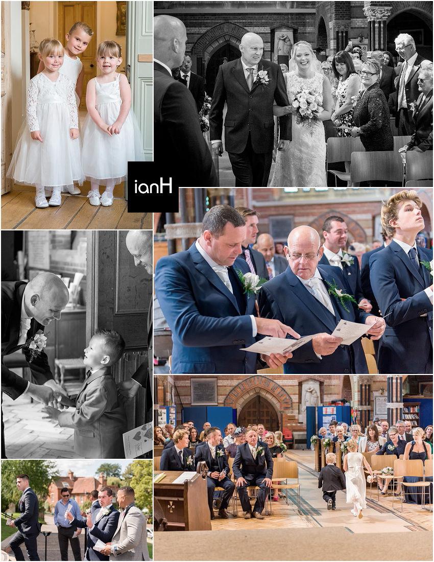 New Forest wedding in Brockenhurst
