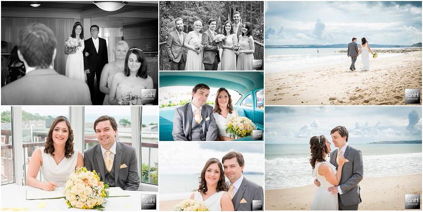 Riveiera Hotel Bournemouth wedding