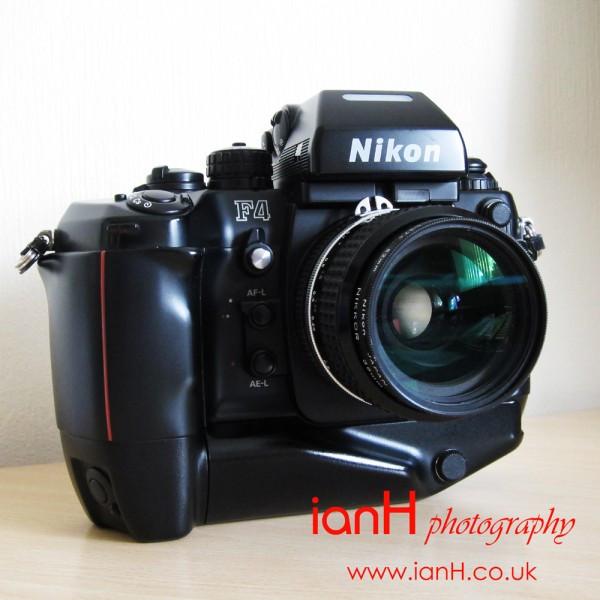 Nikon F4 Kodak film Dorset wedding photographer