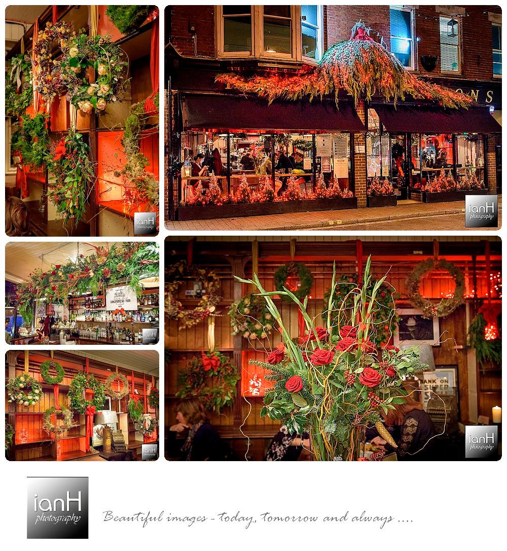 Arcade Flowers Ringwood Fancy Floral Christmas 1