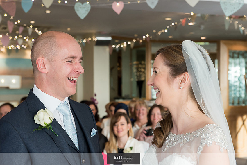 Wedding at Harbour Heights Hotel Poole