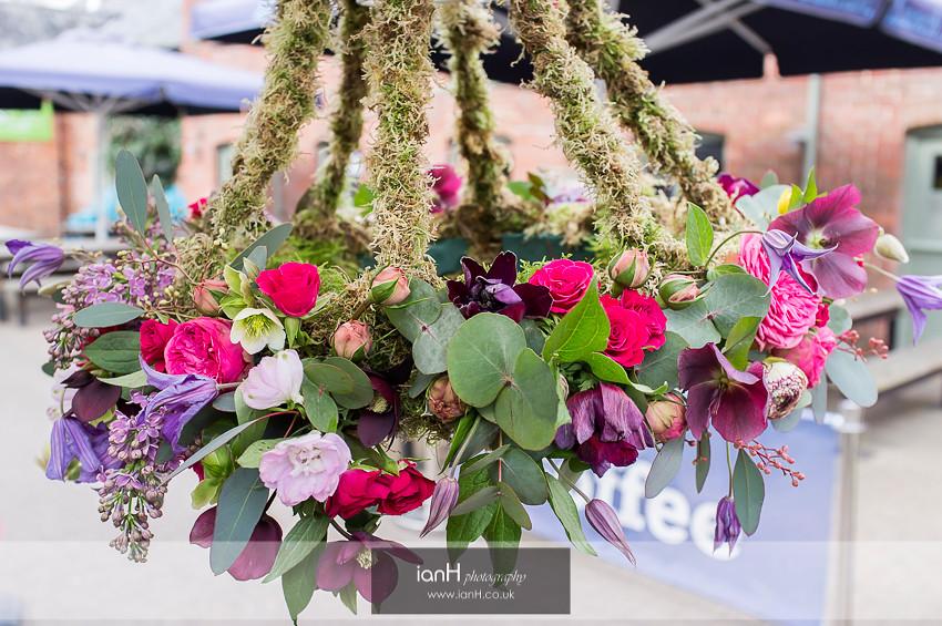 Arcade Flowers | Furlong Wedding Fayre