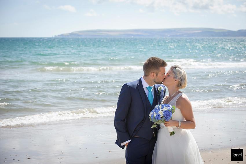 Bournemouth Highcliff Marriott wedding