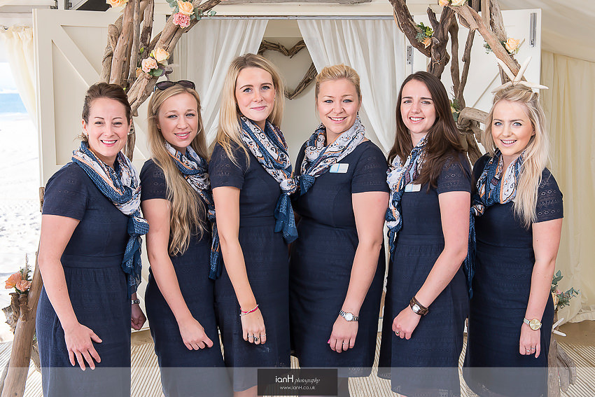 Beach Weddings Bournemouth team photo