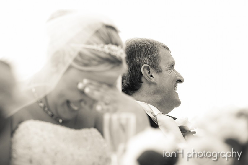 Wedding speeches Lymington - Hampshire wedding photographer
