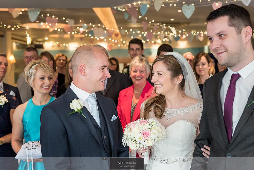Harbour Heights wedding
