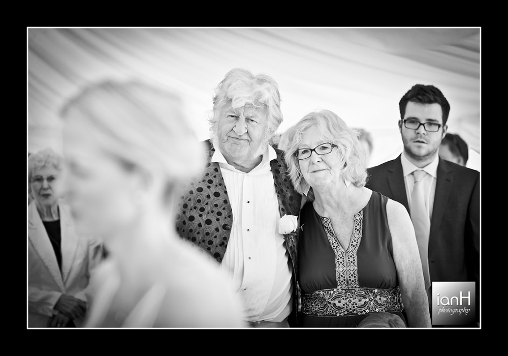 Parents-watching-their-daughter-get-married-Beach-Weddings-Bournemouth