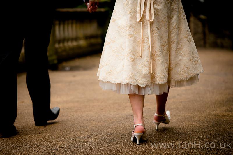 Brdie-and-groom-walk-hand-in-hand