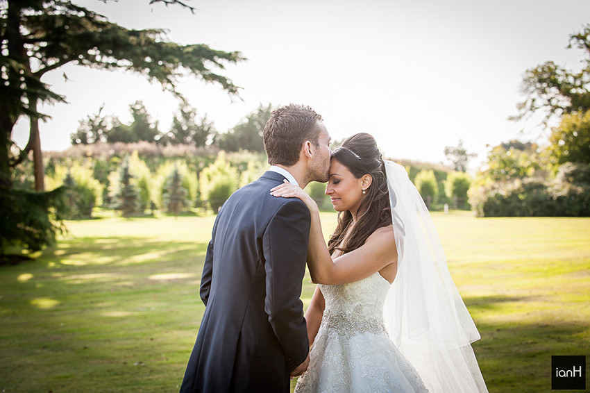 Thank you - Northbrook Park wedding