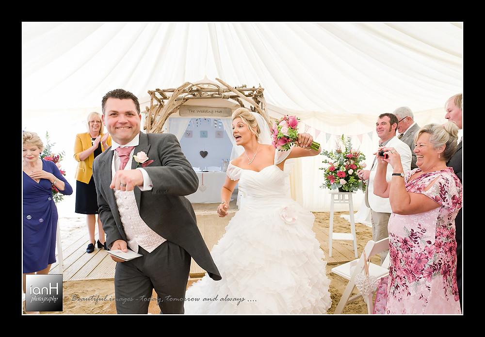 Dance-down-the-aisle-at-Beach-Weddings-Bournemouth