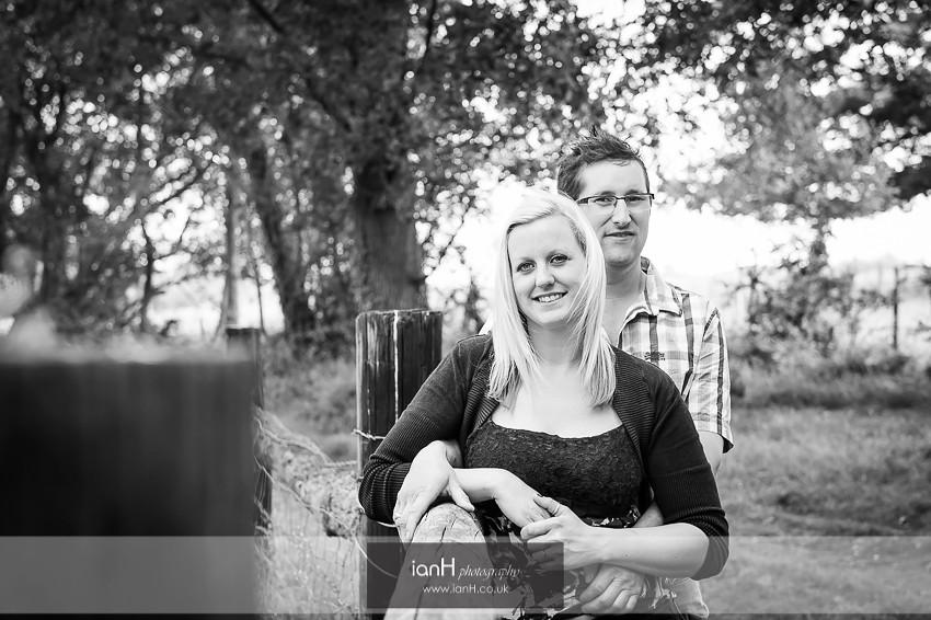 Hampshire engagement photographer