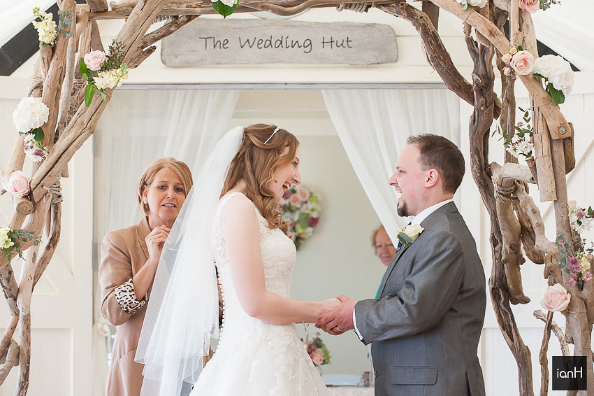 The Wedding Hut - Beach Weddings Bournemouth