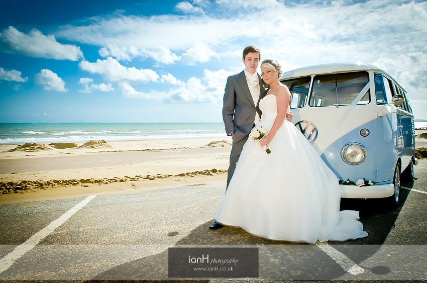 Bournemouth Wedding: Stevie and Byron