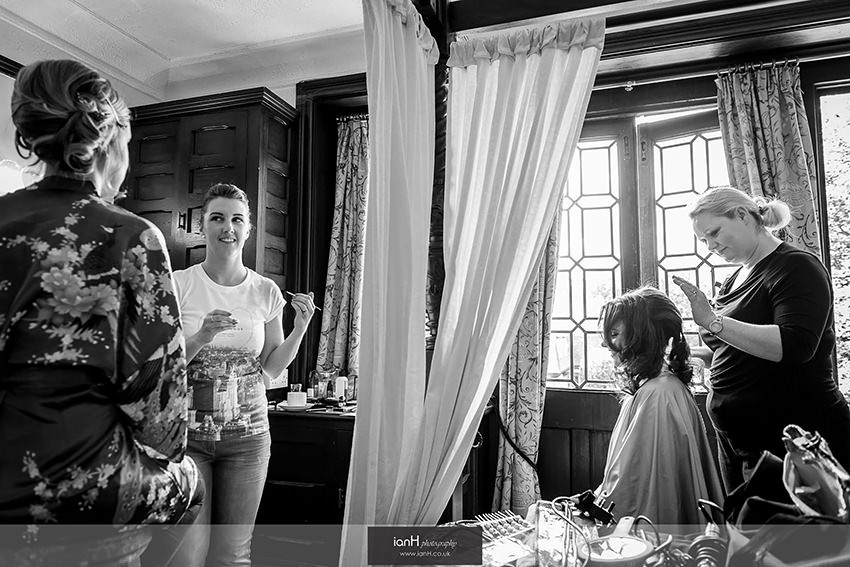 Bridal preparations - why I love this image