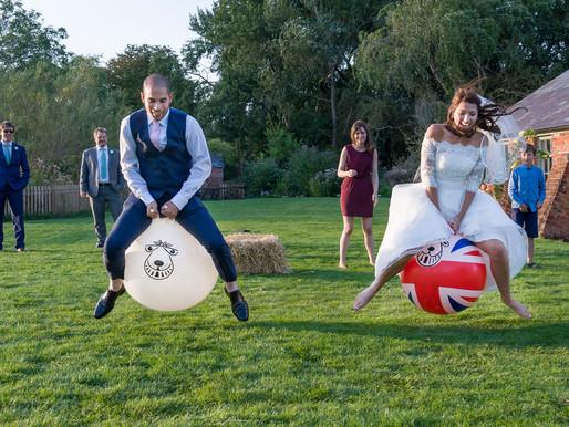 Time flies when you're a wedding photographer
