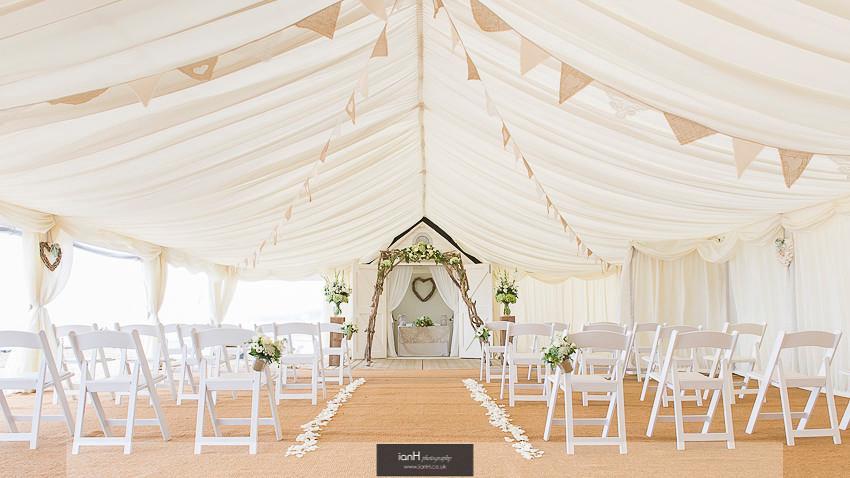 Unique Dorset wedding venue - Beach Weddings Bournemouth