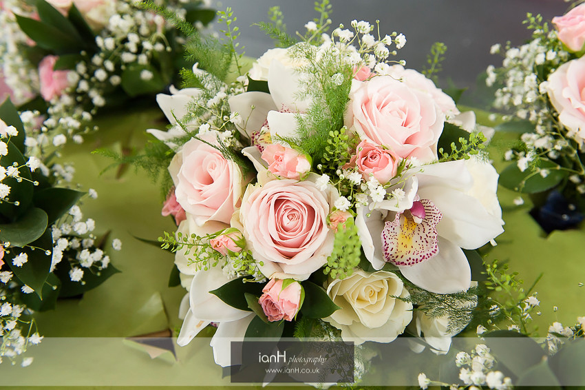 Lyndhurst wedding bouquet