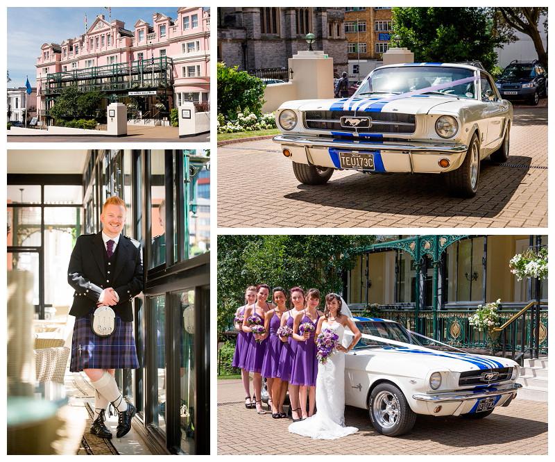 Norfolk Hotel Bournemouth wedding