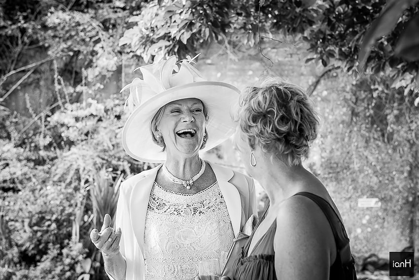 Mum's laughter - I love this picture