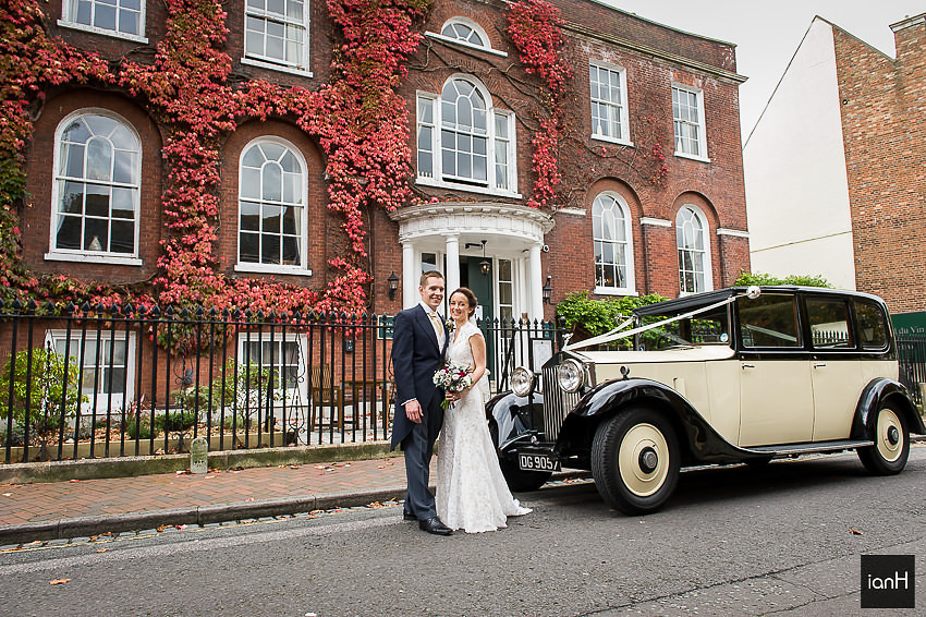 Wedding venue review - Hotel du Vin Poole