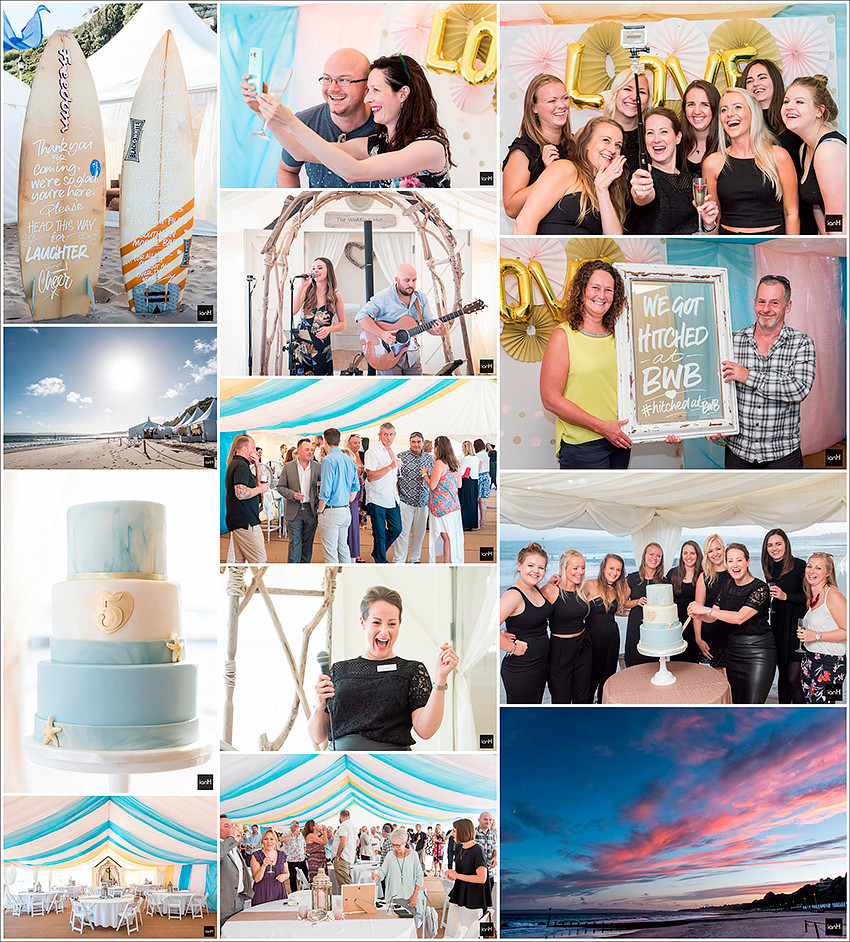 Beach Weddings Bournemouth 5th Birthday