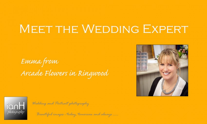 Meet the Wedding Expert - Arcade Flowers