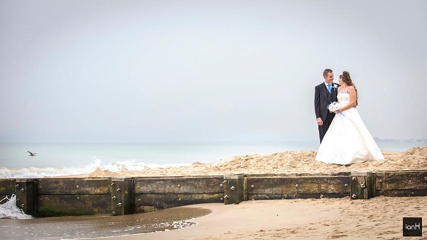 Beach Weddings Bournemouth - Ebony