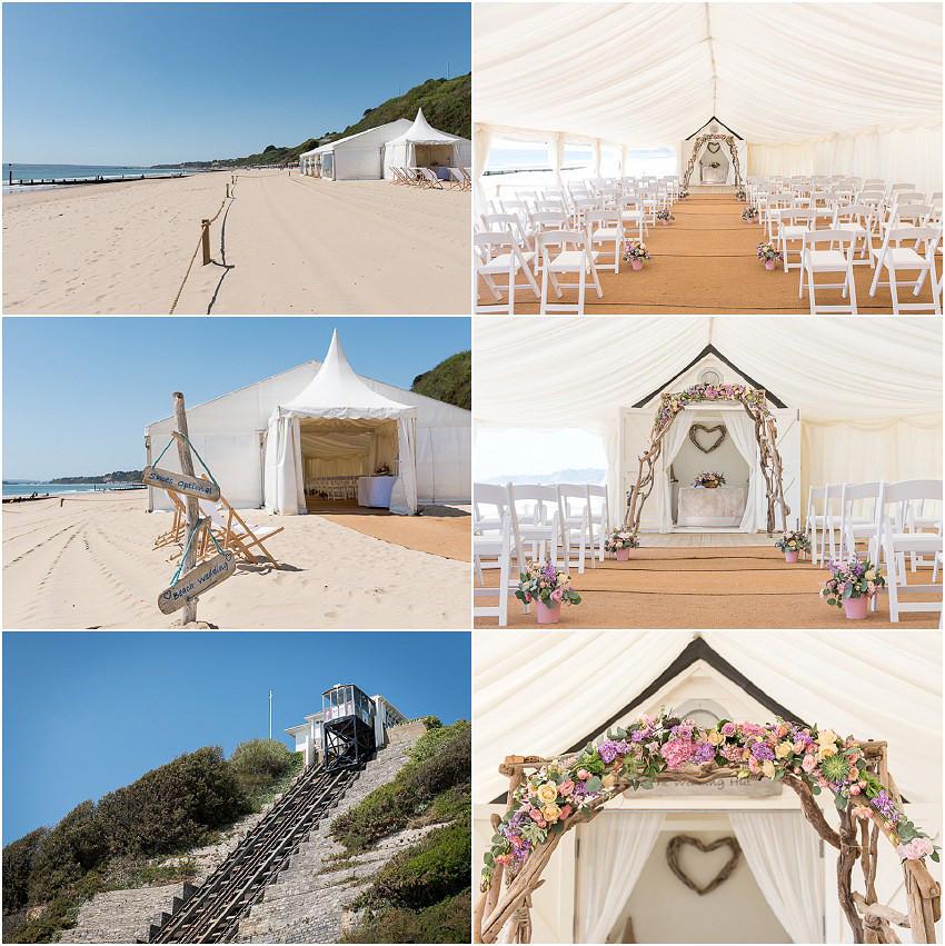 Beach Weddings Bournemouth - Vicki