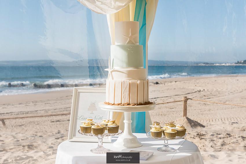 Lisa Notley wedding cakes