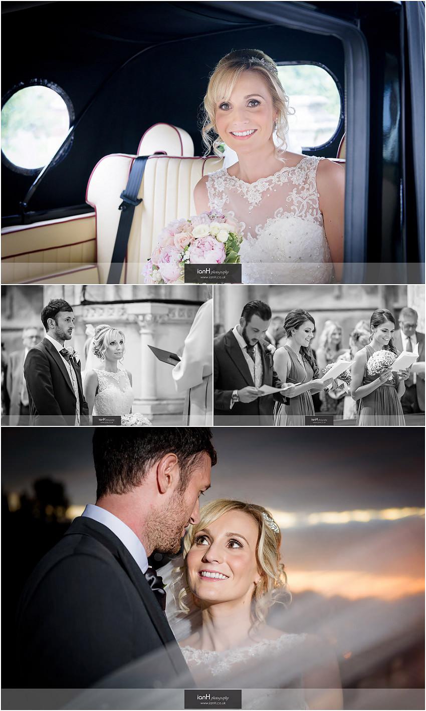 Christchurch Priory wedding sneak peek: Jade + Matt