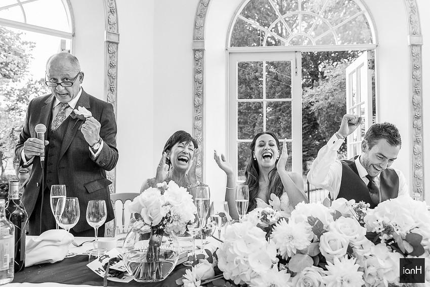 Weddings speeches