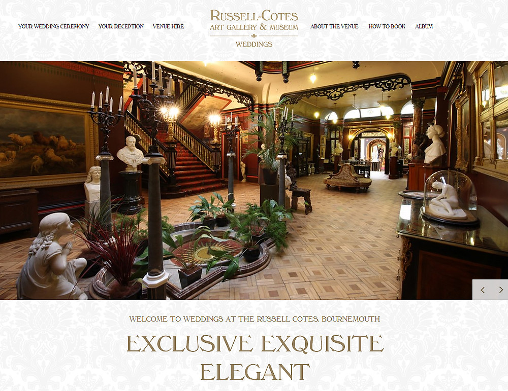 New-Bournemouth-wedding-venue-Russell-Cotes-Museum