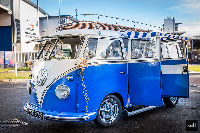 VW Splitty Weddings
