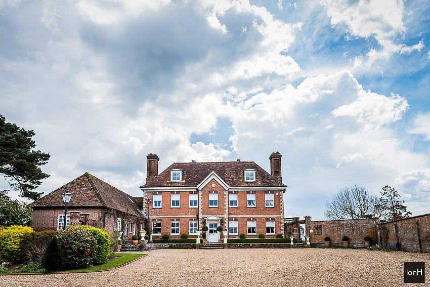 Parley Manor wedding venue