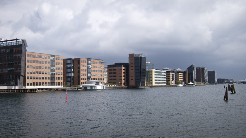 Copenhagen-Denmark-harbour