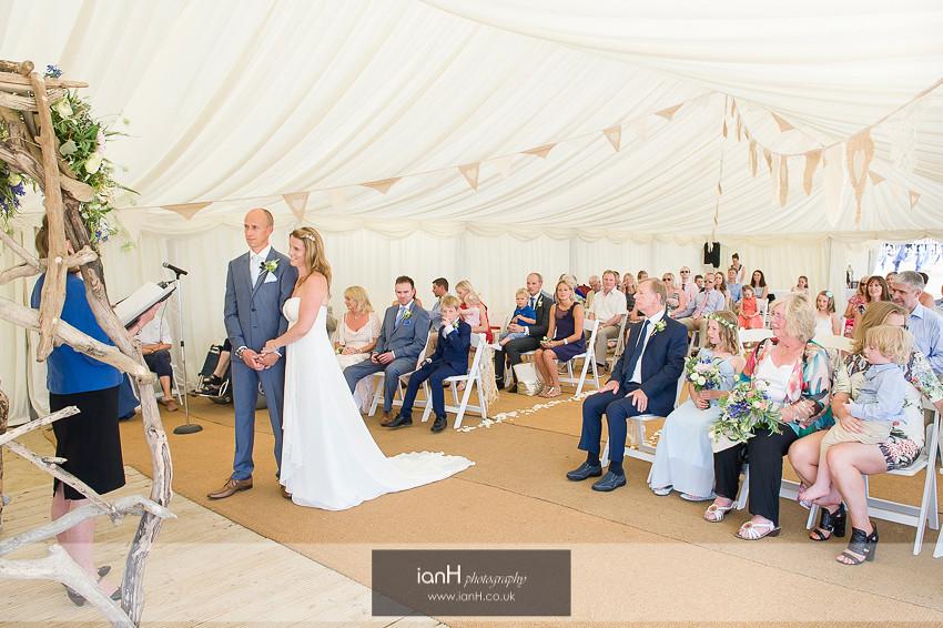 Beach Weddings Bournemouth - Cath and Nick