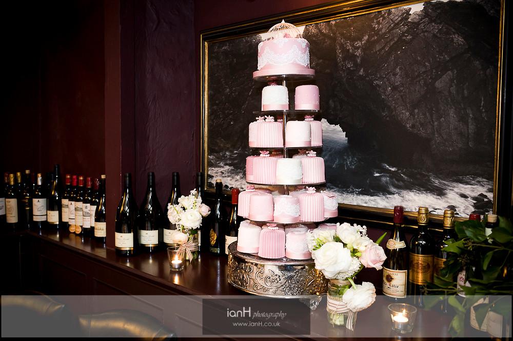 Pippa Jackson wedding cake Hotel du Vin Poole