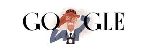 Google_honour_Sir_Norman_Parkinson_at_100