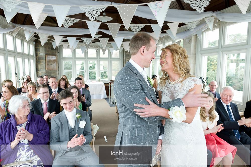 Durlston Castle wedding-6