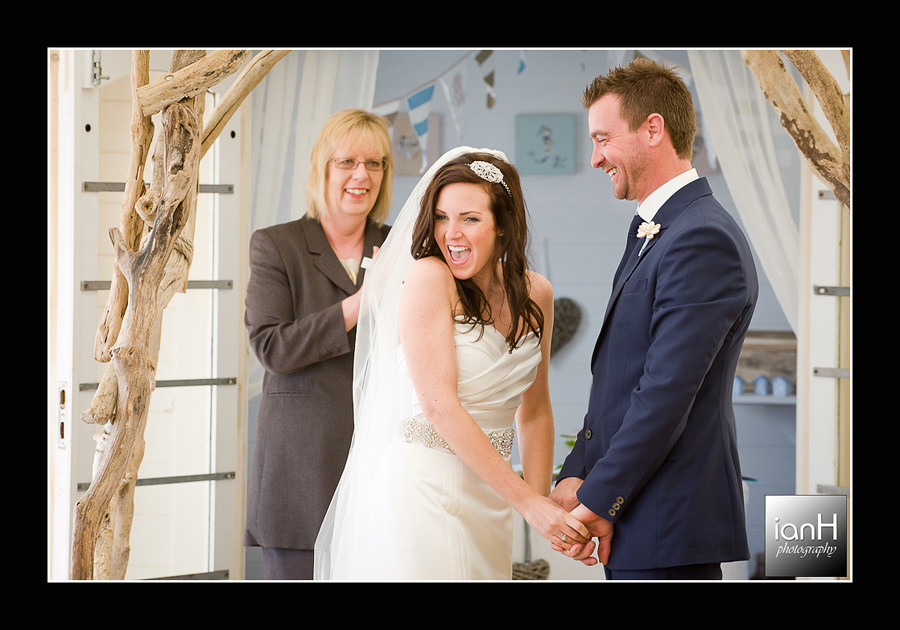 bournemouth-beach-wedding-with-a-smiling-bride-and-groom
