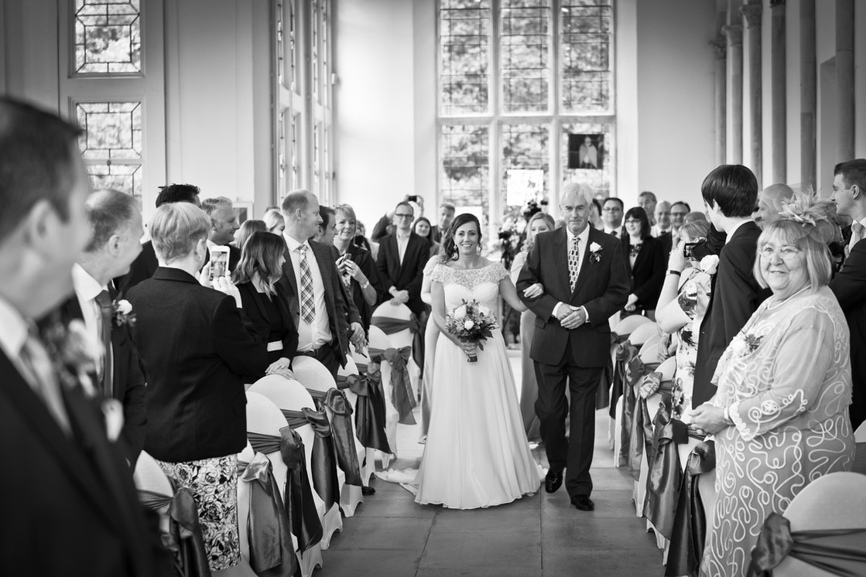 Highcliffe Castle wedding ceremony