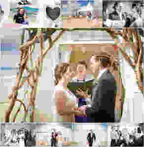 Hitched at Beach Weddings Bournemouth