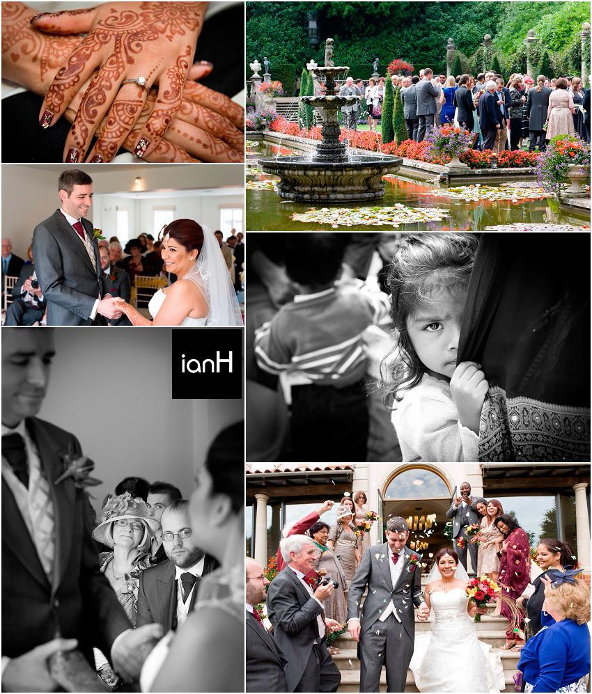 Wedding at The Italian Villa in Poole