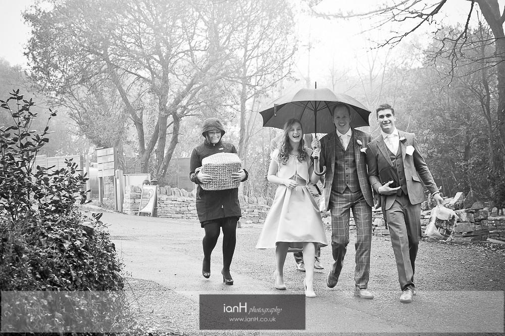 Durlston Castle wedding-8