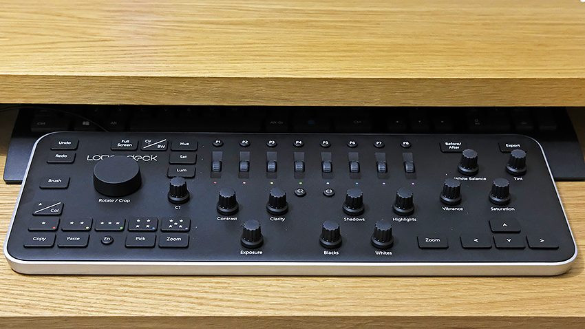 Loupedeck Lightroom Editing Console | Initial Review