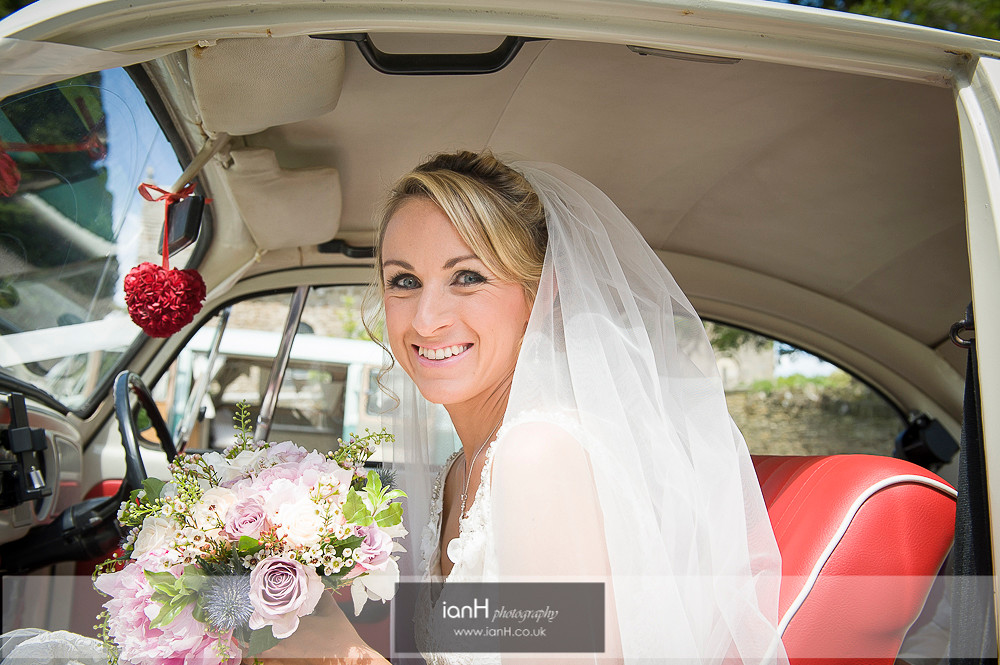 Studland Church Summer wedding-5