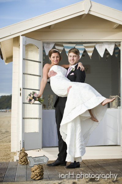 Beach_wedding_Bournemouth_Dorset_bride_and_groom